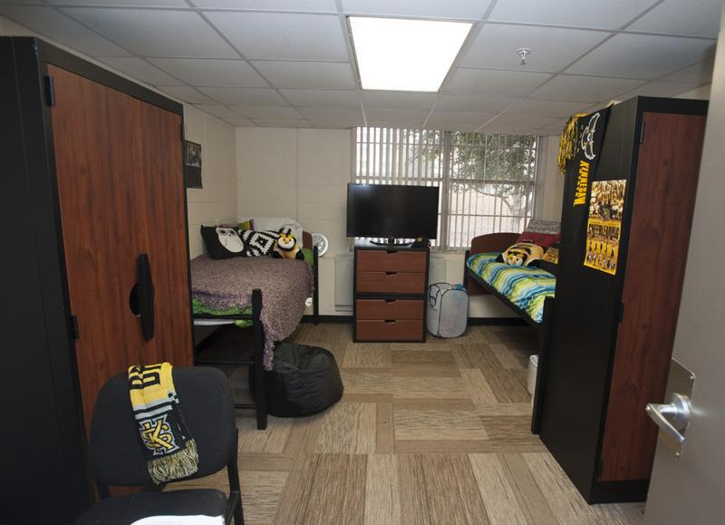 Howell Hall Housing And Residence Life Ksu
