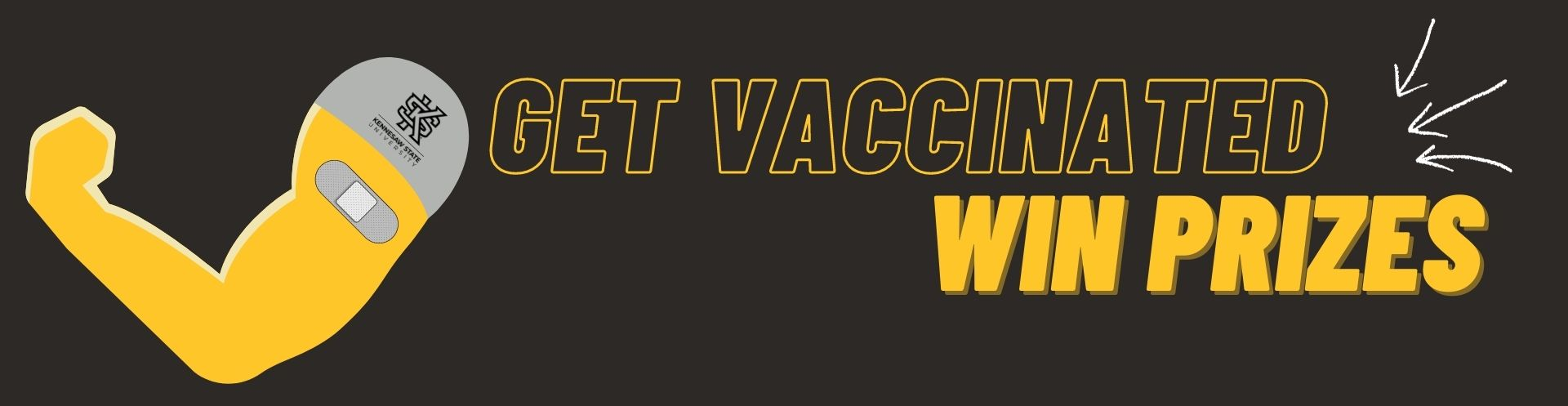 Get Vaccinated – Win Prizes