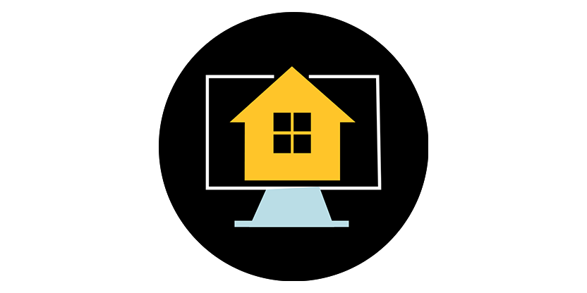 Housing Portal button