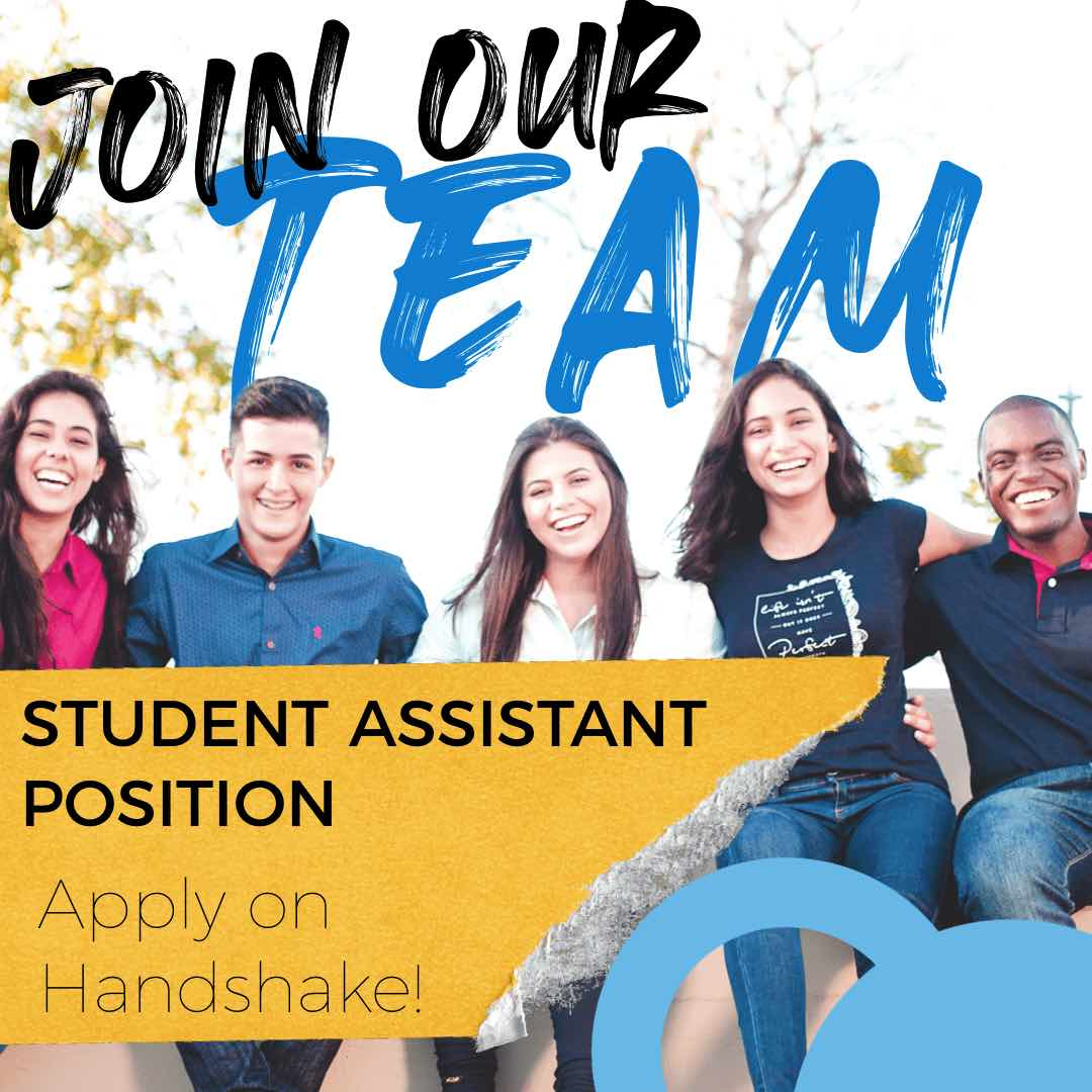 Become a Housing and Residence Life Student Assistant today!