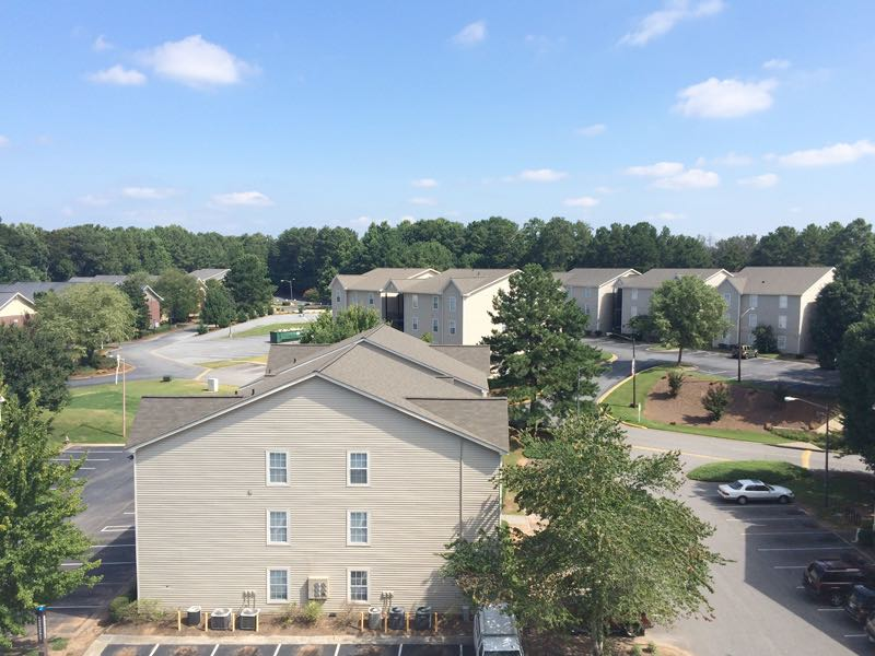 KSU Place first-year housing on the Kennesaw Campus