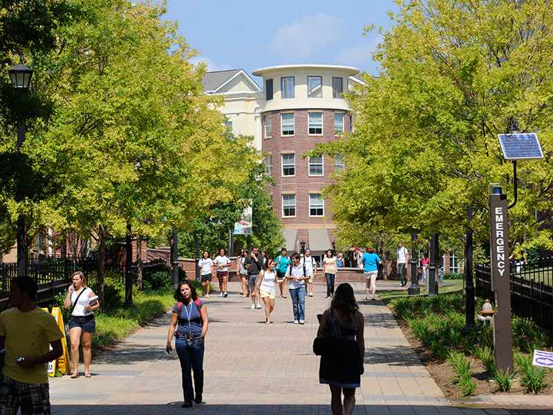 University Village first-year housing on the Kennesaw Campus