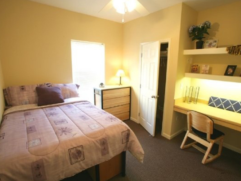 Kennesaw State University Dorm Room
